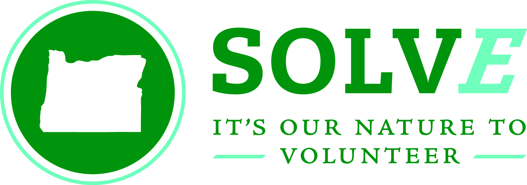 SOLVE logo www.solveorgeon.org